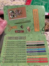 New ListingNew Disney Parks Safari Mickey Pencil/Pen Art Kit