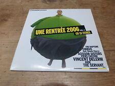 SCISSOR SISTERS - KASABIAN - VICENT DELERM - THE SERVANT !! RARE CD