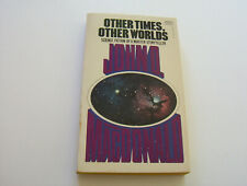 Other Times, Other World'S 1978 John D. Macdonald Brilliant Sci Fi