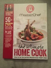 Masterchef Australia The Ultimate Home Cook - Part One - 50+ Recipe Cookbook