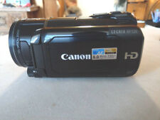 Canon Legria HF S20e 32 GB High Definition Flash Media, AVC Camcorder PAL System