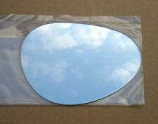 Spiegelglas Nierenform Simson AWO SR2 KR50 Spatz KR51/1
