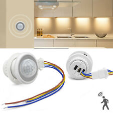 100V- 240V PIR Infrared Body Motion Sensor Detector Control Switch Light Lamp