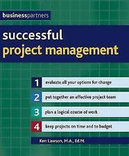 Ken Lawson, Successful Project Management (Business Partners), Very Good Book