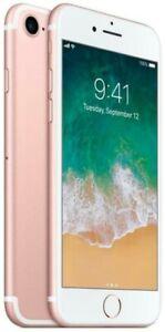 "Apple iPhone 7 - 32GB 128GB 256GB GSM ""Factory Unlocked"" Smartphone  - Very Good"