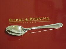 ROBBE BERKING R&B DANTE 6x KAFFEE LÖFFEL 925 STERLING SILBER BESTECK 1.WAHL