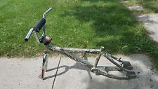 OLD SCHOOL MID SCHOOL BMX MONGOOSE ALUMINUM CALIFORNIAN FRAME FORKS BAR VINTAGE