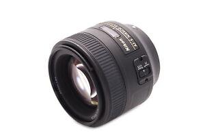 Nikon AF-S 85mm f/1.8G: