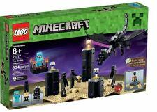 LEGO 21117. Minecraft. El dragón Ender. Nuevo y precintado