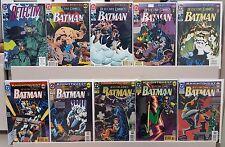 Detective Comics #649 659 663 665 666 669 670 671 672 674 - ALL NM - CGC READY