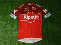 RARE CYCLING SHIRT JERSEY TRIKOT ALPECIN KATUSHA UCI WORLD TOUR CANYON SIZE M