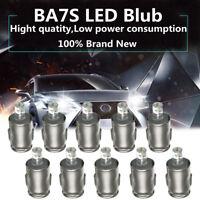 10pcs Lucas Type 12V BA7S LLB281 LED Car Dash Dashboard Light Bright Side  >