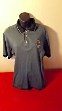SYDNEY 2000 OLYMPIC OFFICIAL ISC GREY POLO IN GREAT CONDITION  SIZE S (MORE M)
