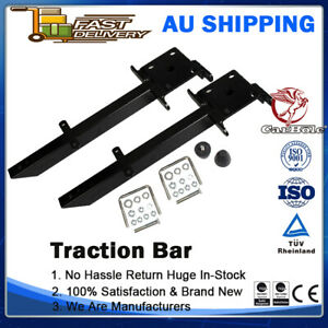 Lakewood Street and Strip Suspension Traction Bars 21606 Pontiac Firebird Street