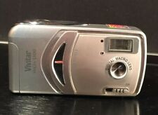Vivitar ViviCam 5100 5.0MP Digital Camera - Silvery Tested And Working