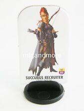 Pathfinder Battles Pawns / Tokens - #083 Succubus Recruiter - Villain Codex Box