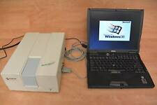 Hitachi GeneSpec I UV-Spectrophotometer PDA detector + Notebook with Software