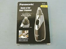 PANASONIC NOSE AND EAR HAIR TRIMMER, ER 430K, NEW OPENED BOX