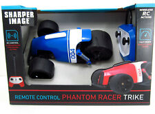 RC Remote Control Car by Sharper Image Phantom Race Trike Kids Toy