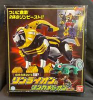 Power Rangers Jungle Fury DX Rin Lion and Chameleon BANDAI Gekiranger NEW