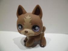 LPS LITTLEST PETSHOP PET SHOP dog chien berger allemand 867