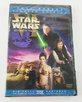 Star Wars Return of the Jedi Full Screen and Wide Screen Limited Edition