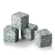 "Avon Stone Ice Cubes 1"" square Set of 4 Boxed"