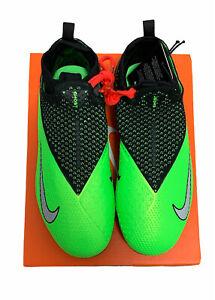 Nike Phantom Vision 2 Elite Size 4.5Y Green Black Dynamic Fit CD4062-306 $175 R