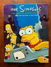 Simpsons Season 7 DVD Box Set Complete Seventh Series