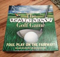 THE REALLY NASTY GOLF GAME COMPLETE LOVELY CONDITION UPSTARTS 2007