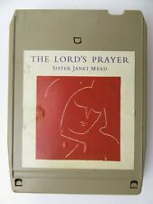 Sister Janet Mead The Lord's Prayer (8-Track Tape)