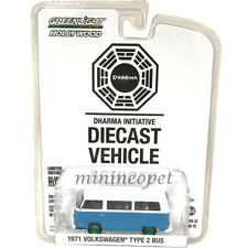 GREENLIGHT 44720 LOST TV SERIES 2004-2010 1971 VOLKSWAGEN TYPE 2 BUS 1/64 Chase