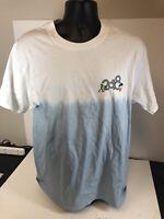Walt Disney World Mickey Mouse Two Tone Shirt 2018 Mens Large B1