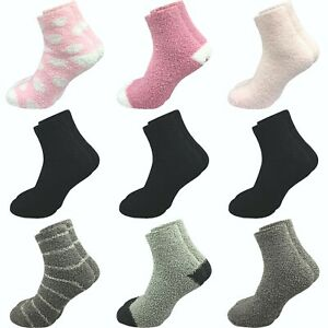 9 Paar Damen Kuschelsocken | Wintersocken | Bettsocken | Haussocken | Home Socks