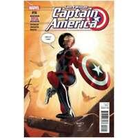 Captain America: Sam Wilson #16 in Near Mint + condition. Marvel comics [*rq]