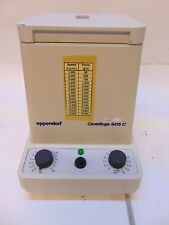 Eppendorf Table Top Centrifuge 5415C With 18 Slot Rotor F-45-18-11  S4613