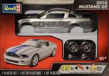 Mustang GT 2014 Revell 1/24 Plastic Kit