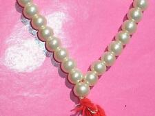 150 Beads STUNNING QUEEN OF THE SEA PEARL MOON GEM STONE NECKLACE 4