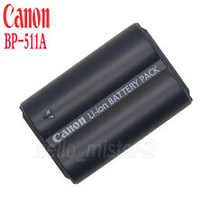 Genuine Original Canon BP-511A CB-5L Battery for EOS 300D 10D 20D 30D 40D 50D