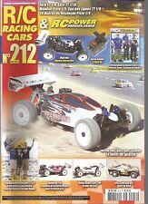 "R/C RACING CAR N°212 INFERNO NEO ""RACE SPEC"" KYOSHO / AGAMA A8 EVO / HOBAO HYPER"