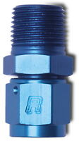 Russell 614226 Straight Female AN To Male NPT Adapter Fitting