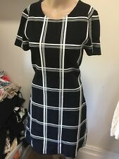 SZ 12 M FRENCH CONNECTION KNIT DRESS   *BUY FIVE OR MORE ITEMS GET FREE POST