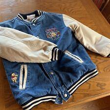 Disneyland Vintage Jean Jacket Winnie The Pooh