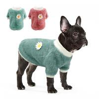 Pullover für Hunde/Katze Hundepullover Fleecepullover Welpen Kleidung Chihuahua