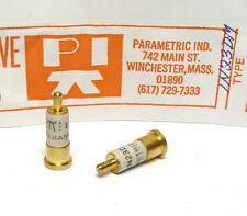 Matched Pair HF Mischer Dioden 2x 1N23D = 1N23DM, Punktkontakt, 8...12.4 GHz, PI