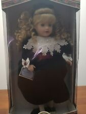 Victorian Collection, Limited EditionPorcelain Doll by Melissa Jane