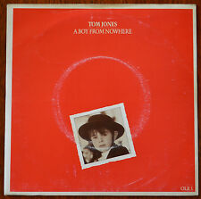 "Tom Jones ‎– A Boy From Nowhere 7"" – OLE 1 – VG+"