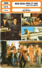 FICHE CINEMA : MON BEAU-PERE ET MOI - Stiller,De Niro 2000 Meet The Parents