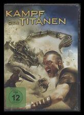 DVD KAMPF DER TITANEN - 2010 (Neufassung des RAY HARRYHAUSEN Klassikers) * NEU *