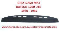 DASH MAT, DASHMAT, DASHBOARD COVER FIT DATSUN 1200 UTE 70-85,  GREY